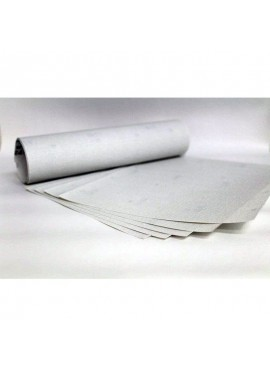 Papier à poncer grain 280 pour siège en cuir